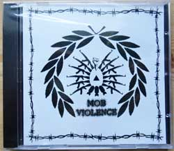 MOB VIOLENCE ''Mod Violence'' (2013 Russian press, mint/mint, still sealed) (CD)