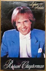 аудиокассета RICHARD CLAYDERMAN ''Lyphard Melodie'' (1987 RI 1990's China press, O-card, SM-9, mint/mint, still sealed) (MC2314)