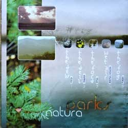 PARKS (ПАРКИ) ''Natura'' (2004 Russian press, EL 014, mint/mint) (CD)