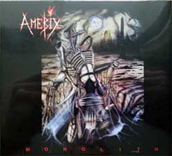 AMEBIX ''Monolith'' (1987 RI 2016 UK press, DISS031CDD, new, sealed) (digipak) (CD)