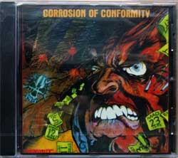 CORROSION OF CONFORMITY ''Animosity'' (1985 RI 2015 German press, 3984-14078-2, new, sealed) (CD)