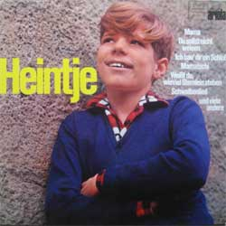 "винил LP HEINTJE ""Heintje"" (1967 German press, laminated, ex+/ex)"