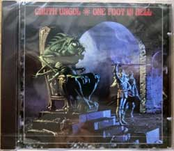 CIRITH UNGOL ''One Foot In Hell'' (1986 RI 2000's German press, 3984-14203-2, new, sealed) (CD)
