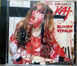 GREAT KAT ''Bloody Vivaldi'' (1998 USA press, new, sealed) (CD)
