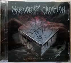 MALEVOLENT CREATION ''Retrospective'' (2004 RI 2008 USA press, AMG80501-98158-2, new, sealed) (CD)