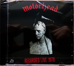MOTORHEAD ''What's Words Worth? - Recorded Live 1978'' (1983 RI 2002 UK press, CDWIKM 209, new, sealed) (CD)