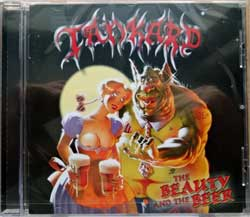 TANKARD ''The Beauty And The Beer'' (2006 German press, AFM 108-2, new, sealed) (CD)