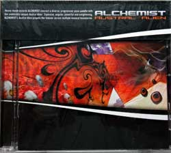 ALCHEMIST ''Austral Alien'' (2003 USA press, obi, RR 6577-2, new, sealed) (CD)