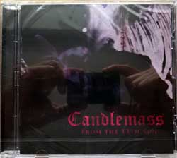 CANDLEMASS ''From The 13th Sun'' (1999 RI 2008 UK press, 3 bonustracks, CDVILED218, new, sealed) (CD)