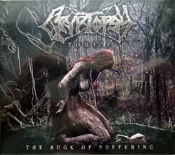 CRYPTOPSY ''The Book Of Suffering Tome I'' (2016 Holland press, 2016-30, new, sealed) (digipak) (CD)
