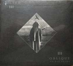 CULTED ''Oblique To All Paths'' (2014 USA press, RR7252-2, new, sealed) (digipak) (CD)