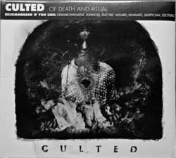 CULTED ''Of Death And Ritual'' (2010 USA press, obi, 57847, new, sealed) (digipak) (CD)