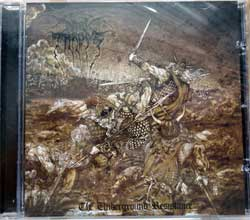 DARKTHRONE ''The Underground Resistance'' (2013 German press, CDVILEF425, new, sealed) (CD)