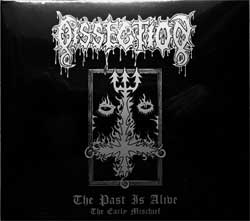 DISSECTION ''The Past Is Alive (The Early Mischief)'' (1997 RI 2018 Holland press, HHR 2018-08, new, sealed) (digipak) (CD)