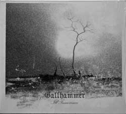 GALLHAMMER ''Ill Innocence'' (2007 German press, CDVILEF169, new, sealed) (digipak) (CD)