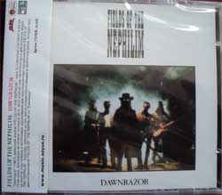 FIELDS OF THE NEPHILIM ''Dawnrazor'' (CD-Soyuz)