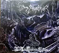 EMPEROR ''In The Nightside Eclipse'' (1994 RI 2017 EU press, 3 bonustracks, gatefold digisleeve, Candle729631, new, sealed) (CD)