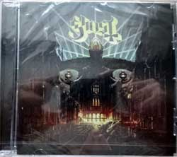 GHOST ''Meliora'' (2015 EU press, SPINE237747, new, sealed) (CD)