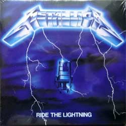 METALLICA ''Ride The Lightning'' (1984 RI 2016 EU press, gatefold digisleeve, 00602547885227, new, sealed) (CD)