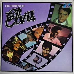 винил LP ELVIS PRESLEY ''Pictures Of Elvis'' (1975 UK press, green labels, HY 1023, ex/ex+)