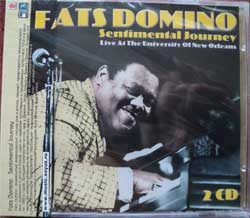FATS DOMINO ''Sentimental Journey'' (CD-Soyuz)