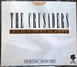 CRUSADERS ''The Golden Years'' (3xCD-box) (1992 German press, GRP 50072, matrixes Sonopress G-4167/GRP50072-1 A1, G-4168/GRP50072-2 A,  G-4169/GRP50072-3 B1, vg/mint/mint/mint) (CD)