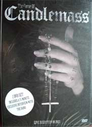 CANDLEMASS ''live In Stockholm 2003'' (2DVD) (DVD-Soyuz)