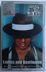 аудиокассета LOU BEGA ''Ladies And Gentlemen'' (2001 Russian press, 74321854594, mint/mint, still sealed) (MC1605)