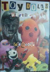TOY DOLLS ''We're Mad + Idle Gossip'' (2 classic VHS on 1 DVD!!!) (DVD-Soyuz)
