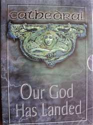 CATHEDRAL ''Our God Has Landed'' (DVD-Soyuz)