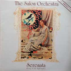 винил LP ANDRE RIEU (SALON ORCHESTRA) ''Serenata (Song Of The Nightingale) (Serie Ambiance Series)'' (1985 Canada press, SRM 1 4112, vg+/ex+) (D)