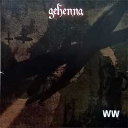 GEHENNA ''WW'' (2005 Russian press, AMG 278, matrix ART MUSIC GROUP UL 054027, mint/mint) (CD) (D)