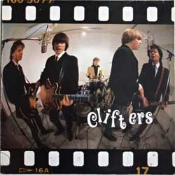 винил LP CLIFTERS ''Kuningas'' (1987 Finland RARE press, insert, ex/ex-)