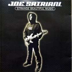 JOE SATRIANI ''Strange Beautiful Music'' (2002 Russian press, EPC 508076 2, matrix OR 963, vg+/ex+) (CD)