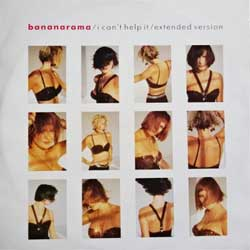 винил LP BANANARAMA ''I Can't Help It (Extended Version)'' (12'') (1987 UK press, NANX 15, vg+/ex)