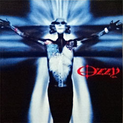OZZY OSBOURNE ''Down To Earth'' (2001 Russian press, EK 63580, matrix CPDP-10637101, ex-/ex+) (CD)