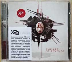 XP8 ''The Art Of Revenge'' (2008 Russian press, sticker, GRR 071, mint/mint) (CD)