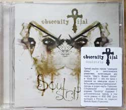 OBSCENITY TRIAL ''Soulstrip'' (2009 Russian press, sticker, GRR 118, mint/mint) (CD)