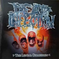 DEAD INFECTION 'The Lethal Collection'' (2003 Czech press, OBP 053, matrix OBP 053-DEAD INFECTION, ex+/near mint) (CD)