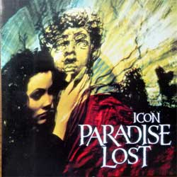 PARADISE LOST ''Icon'' (1993 RI 2006 EU press, 82876829152, matrix Sony DADC A0102244384-0101 12 A00, ex/mint) (CD)