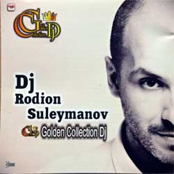 DJ RODION SULEIMANOV ''Golden Collection'' (2014 Russian press, UMGMP14-359, ex/ex) (CD)