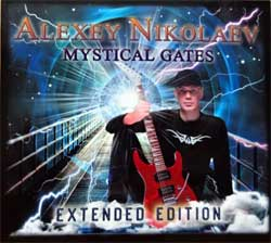 АЛЕКСЕЙ НИКОЛАЕВ (ALEXEY NIKOLAEV) ''Мистические врата (Mystical Gates) (Extended Edition)'' (2017 Russian press, near mint/near mint) (digipak) (CD)
