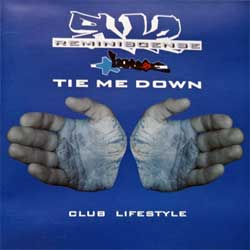 сборник TIE ME DOWN: CLUB LIFESTYLE (Mixed And Compiled By VITAL) (2004 Russian press, ex/mint) (CD)