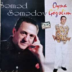 SEMED SEMEDOV ''Oyna Gozelim'' (2001 Azerbaijan press, original holographic sticker, vg+/ex) (CD-R)