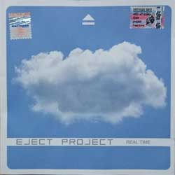 EJECT PROJECT ''Real Time'' (2005 Russian press, CTCD 032, mint/mint) (CD) (D)