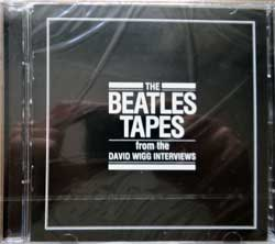 BEATLES ''The Beatles Tapes From The David Wiggs Interviews'' (1976 RI 2016 UK press, GSGZ005CD, new, sealed) (CD)