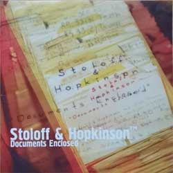 STOLOFF & HOPKINSON ''Documents Enclosed'' (2001 Russian press, CH011CD, mint/mint) (CD) (D)
