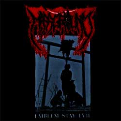 MASSGROUND ''Emblem Stay Evil'' (2002 Japan press, ECR-020, ex/mint) (CD)