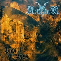 IN AETERNUM ''Past And Present Sins'' (2001 Argentina press, OME002, matrix MEGADISC 02370-INDUSTRIA ARGENTINA, near mint/mint) (CD)