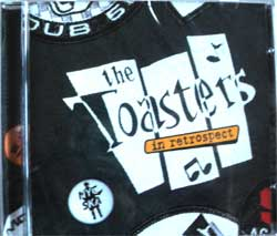 TOASTERS ''In Retrospect'' (CD) (2005 Bad Taste press, sealed)
